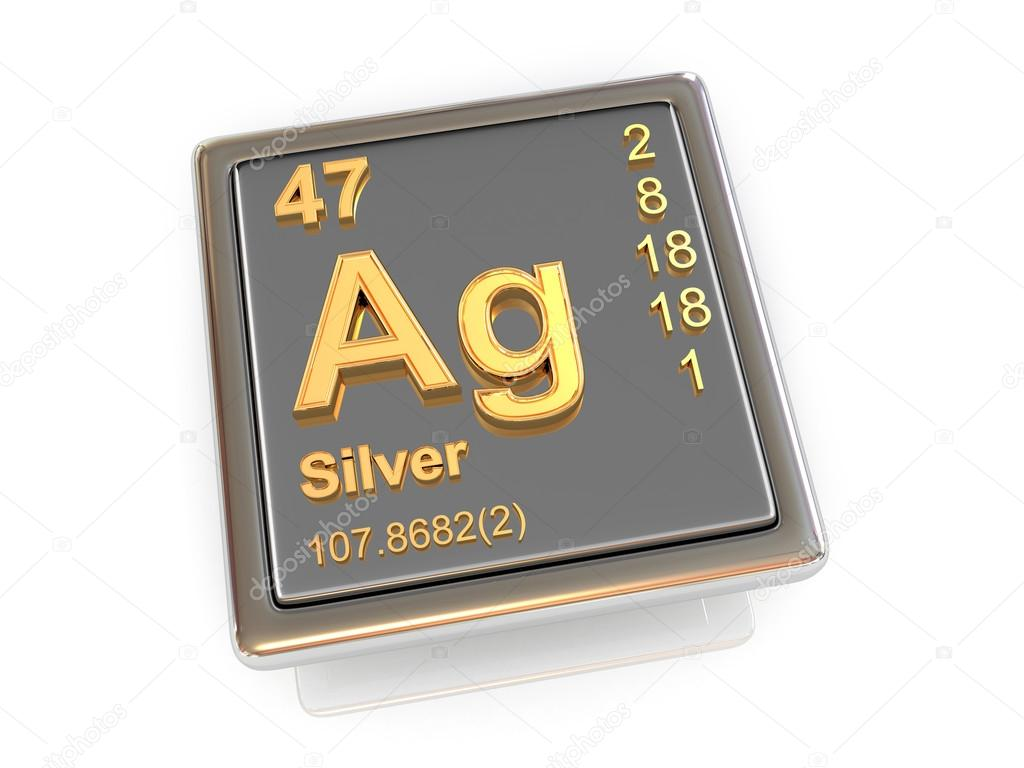 Silver Chemical Element Stock Photo 169 Tatiana53 25881451