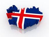 アイスランド — ストック写真