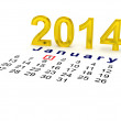 Happy New Year 2014 — Photo