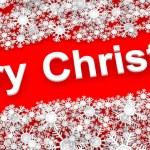 Merry Christmas — Stock Photo #34332365