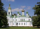 正教会。ポルタヴァ. — ストック写真