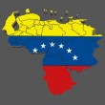Map of Venezuela — Stock Photo #40856967