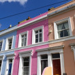 Stock Photo: Row of houses in Notting Hill