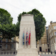 The Cenotaph on Whitehall, London — Stock Photo