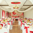 Banquet hall — Stock Photo #34644003