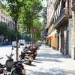 Street of Barcelona - Stock Photo