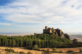 Medieval castle of Loarre, Spain — Stock Photo