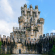 Butron castle, Spain — Stock Photo