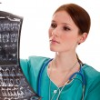 Female doctor — Stock Photo #2880570