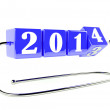 New year is near — Stock Photo #34800025