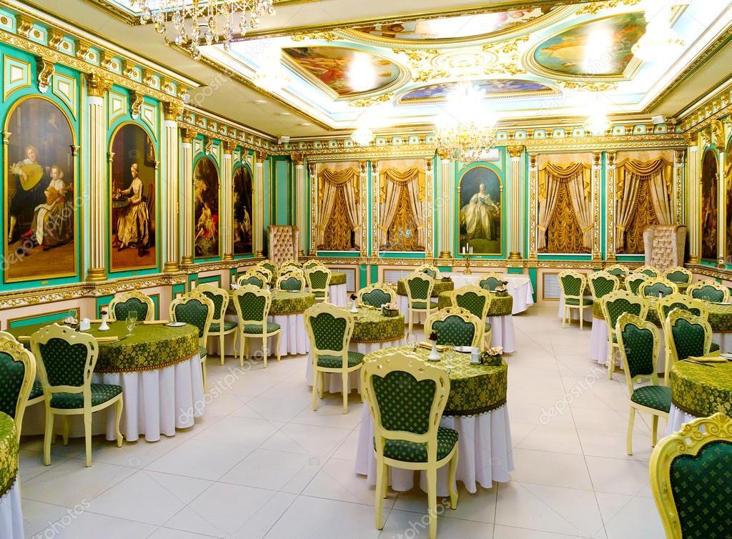 Рестораны в стиле рококо