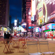 Times Square New York city — Stockfoto #12557797