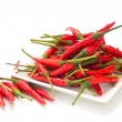 Red chilli - Stock Photo