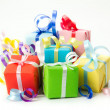 Gift boxes — Stock Photo #13198480