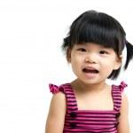 Asian baby child — Stock Photo