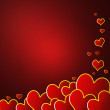Valentine background — Stock Photo #18412217