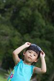 Sommer kind — Stockfoto