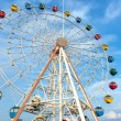 Stock Photo: Giant ferris wheel