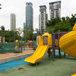 Playground in city — Stock Photo #30784133