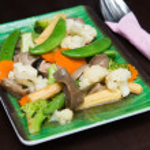 Mixed vegetables — Stock Photo #33345407