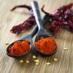 Red chilli powder — Stock Photo #40881513