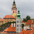 Cesky Krumlov, Czech Republic. — Stock Photo #12418756
