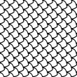Stockvektor : Fish scales texture.
