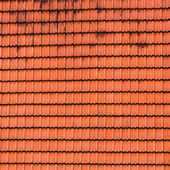 Tiled roof texture. — Stock Photo