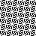 Seamless decorative texture. — Stock Vector