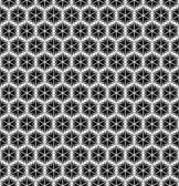 Seamless geometric texture in op art design. — Stock Vector