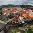 View of Cesky Krumlov, Czech Republic. — Stock Photo