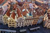 Prague, Old Town Square. — Stock Photo