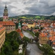 View of Cesky Krumlov. — Stock Photo #17335315