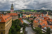 View of Cesky Krumlov. — Stock Photo