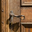 Royalty-Free Stock Photo: Ancient door handle.