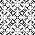 Seamless floral texture. — Stock Vector