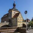Old Town Hall in Bamberg, Germany. — Stock Photo