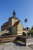 Old Town Hall in Bamberg, Germany. — Stok fotoğraf