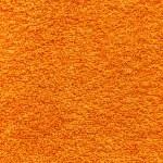 Orange towel texture. — Stock Photo