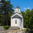Church in Cetinje, Montenegro. — Stock Photo