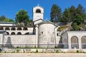 Orthodox monastery in Cetinje, Montenegro. — Foto de Stock