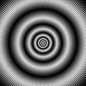 Abstract circular rotation background. — Stock Photo