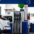 Fuel Station — Stock Photo #14148865