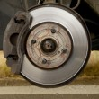 Brake Disc — Stock Photo #24836827