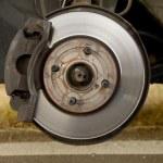 Brake Disc — Stock Photo