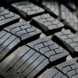 Stock Photo: Tyre