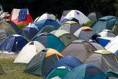 Namioty — Zdjęcie stockowe