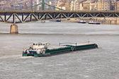 Barge — Stockfoto