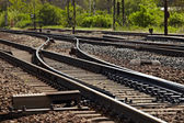 Rails — Stock Photo