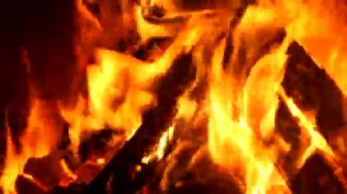 Fire — Stock Video